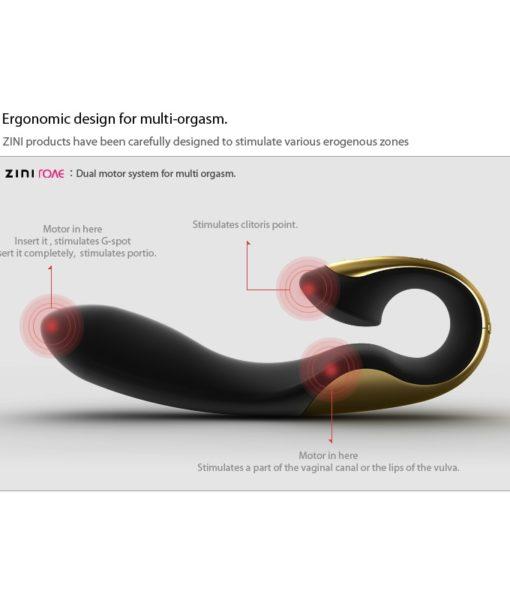 Zini Roae Luxury Rechargeable Vibrator