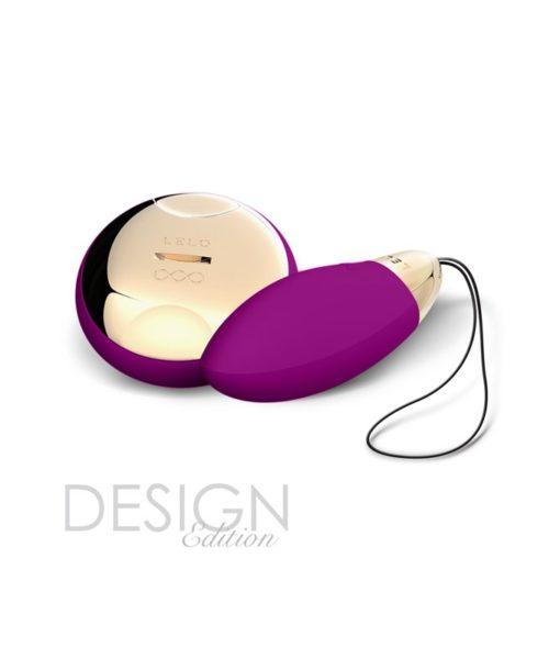 Lelo Lyla 2 Cerise Luxury Remote Control Egg