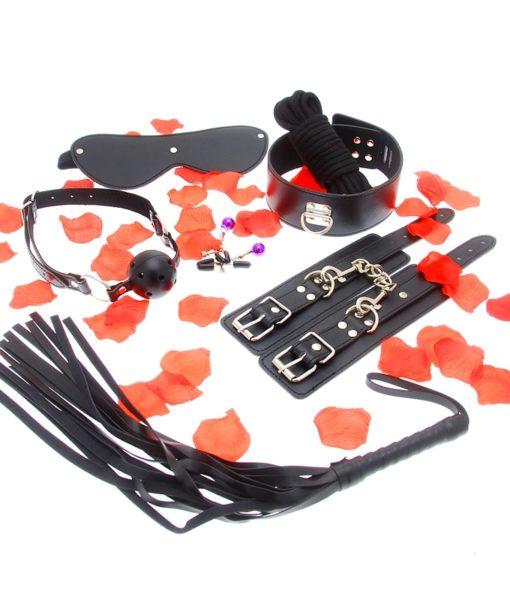 Amazing Bondage Sex Toy Kit